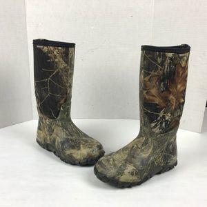 Bogs High Mossy Oak Men's Hunting Boots 7 US